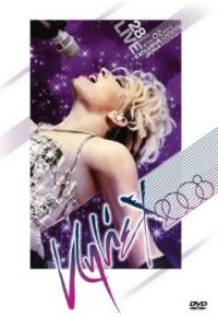 Cover Kylie Minogue - X 2008 - Live [DVD]